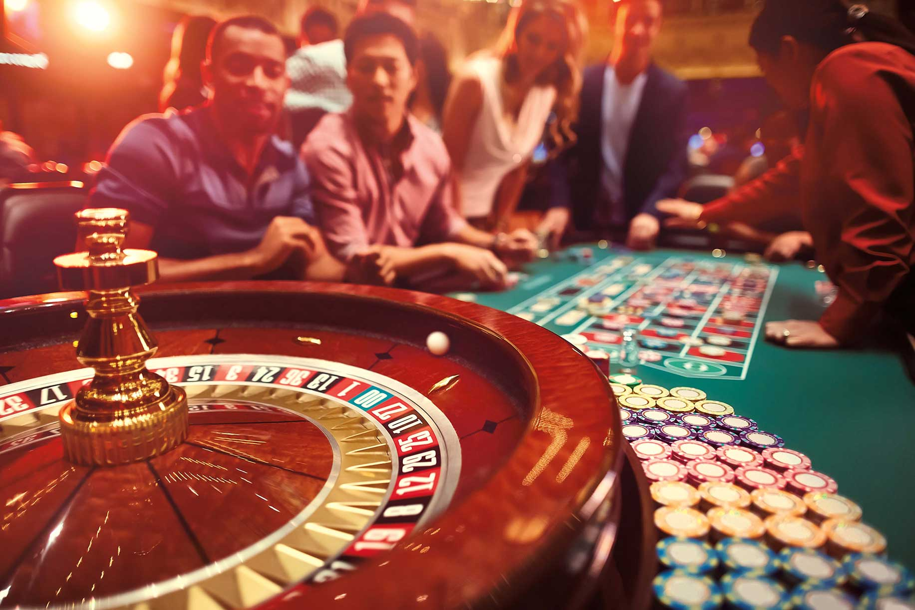 Live Online Casino Game - How to Become a Professional Gambler?