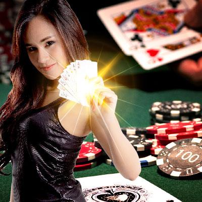 Online poker manage