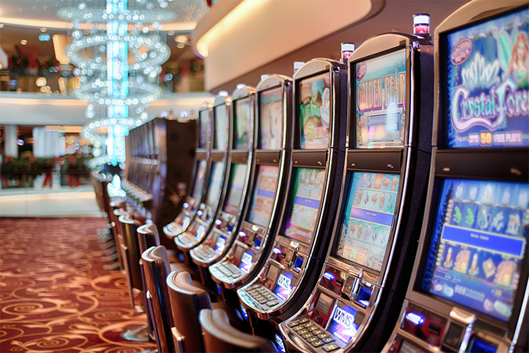 casino slot gambling